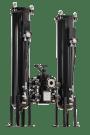 duplex low pressure high flow filter