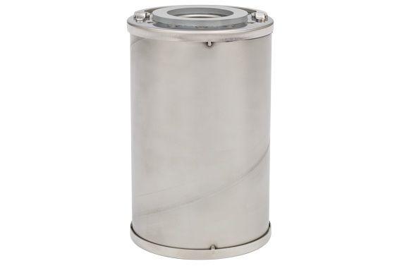 ICB resin filter element