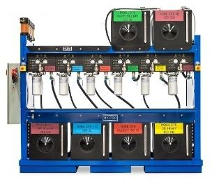 liquid conditioning station