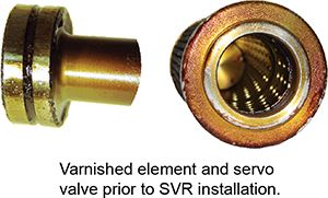 Varnished Components