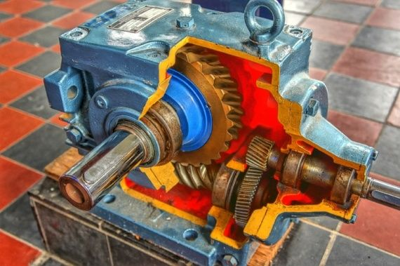 gearbox contamination and failure