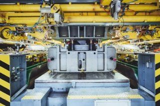 automotive stamping plant